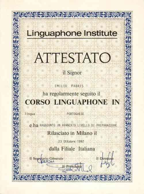 Diplomi Amp Attestati